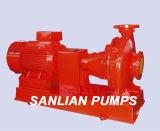 Pompe à eau centrifuge du feu (XA)