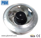 310mm Ec ventilador centrífugo - Entrada de CA