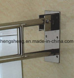 Barra di gru a benna della stanza da bagno dell'acciaio inossidabile 304