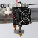 Impressora 3D com moldura de metal, instalação fácil de 10 minutos, fonte de alimentação 24V, cama quente 200W, impressora 3D com melhor custo benefício