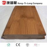 Suelo de bambú común de calidad superior de T&G
