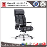 Personal-Stuhl, Büro-Möbel, ergonomischer Schwenker-Leder-Büro-Stuhl (NS-6C076B)
