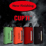 Kit del MOD Kanger Cupti del kit 5ml 75W TC del dispositivo d'avviamento