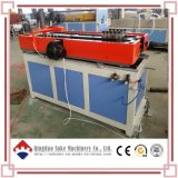Linha de produção de tubos ondulados de parede dupla de HDPE