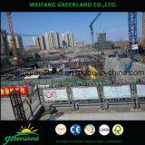 De alta calidad, fenólicos de pegamento película de madera contrachapada para uso de la construcción
