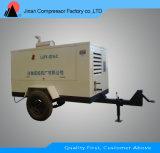 Anti-explosiver elektrischer mobiler Schrauben-Luftverdichter