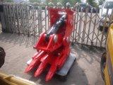 Tesouras hidráulicas para máquinas escavadoras, Pulveriser concreto, cortador hidráulico
