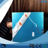 Iluminação de painel mutável do diodo emissor de luz do CCT 40W 100lm/W do preço de grosso