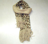 Écharpe tricotée (09JY-S-18)