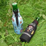 Refrigerador caliente impreso aduana de la botella de la bebida de la cerveza del neopreno de la venta (BC0003)