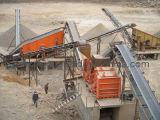 Завершите каменный задавливая завод, каменную обрабатывая машину, каменную технологическую линию