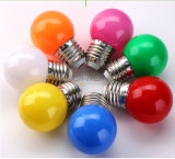 MiniG45 E27 LED Farben-Glühlampe der Feiertags-Dekoration-
