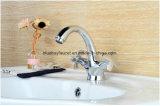 Robinet en laiton de bassin, robinet de bassin de main de lavage, robinet de bassin de salle de bains