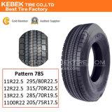 12r22.5, 315/80r22.5 tout pneu radial de camion de pneu en acier de TBR