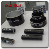 API 5L Pijp van de Gasleiding van de Olie van het Koolstofstaal van de Rang B X42/52/X60/X65/70 De Naadloze