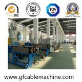 Linha de produção de nylon da extrusão da camada dobro do cabo de 80+40 PVC