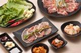 """Placa redonda 100% serie de Iwate"""" del servicio de mesa de la melamina de la """"(IW13808-06)"""
