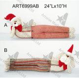 Орнамент украшения рождественской елки Patchwork+Handstitched, 4asst