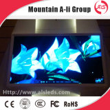 P4 Full Color Indoor Video LED Board für Fernsehapparat Show