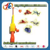 Het grappige Plastic Speelgoed dat van het Stuk speelgoed van de Visserij Spel vissen