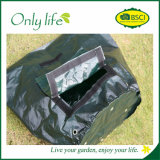 Le légume employé couramment de PE d'Onlylife élèvent le sac avec une poche