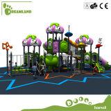 Cours de jeu extérieures de matériel de forme physique de jouet de gosses pour la cour de jeu d'intérieur d'enfants de gosses à vendre