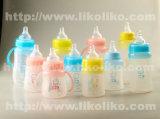 Biberon de silicone, biberon de bébé