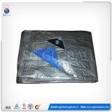 Qingdao Factory Coated PE Blue Truck Cover com UV