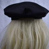 Capretti blu del bambino dell'attrezzatura di Halloween della camicia del cappello della spola del costume dell'ufficiale di polizia dei ragazzi
