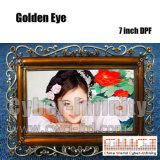 gouden Oog van het Kader van de Foto van 7 duim het Digitale (ci-DPF107)