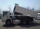 Sinotruk HOWO 6 * 4 Camiones / Dump 10 Ruedas Volquetes