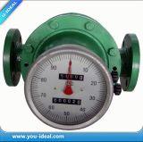 دفق [مترغسس], سائل أو بخار يشير حجميّة/شاملة [فلوو متر]