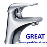 新しいLaunched Bathroom Basin TapおよびFaucet (GL3301A33)