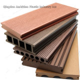 屋外の使用のための固体WPCの材木のフロアーリング