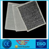 Forro 1000GSM da argila de Geosynthetic do Anti-Escoamento do Gcl a 9000GSM