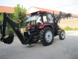 Ce Standard 4*4wheel Drive Map804 80HP Mini Tractor