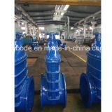 Valvola a saracinesca industriale degli ingranaggi conici per il rifornimento idrico