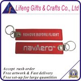 Logotipo personalizado Remove Before Flight Bordado Etiquetas de equipaje