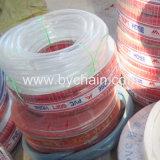 Le tissu de PVC renforcent le boyau mou tressé