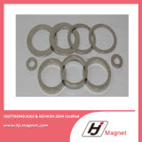 Sechseckiges Neodym N35 permanenter NdFeB Ring-Magnet mit Superenergie