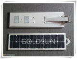 Luz de calle solar integrada del LED 60W