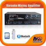 Digitale Groef van de Kaart USB van Bluetooth BR van de Mixer van de Versterker van de Karaoke 250 X 250W