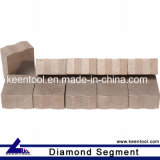 Natural Stone와 Concrete를 위한 다이아몬드 Segment와 Core Drill Bits