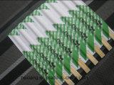 Papillons personnalisés en bambou jetables en papier