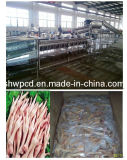 자동적인 닭 발 껍질을 벗김 기계 또는 신선한 닭 발 Peeler /Peeling 기계 닭 Feetj (X1000)