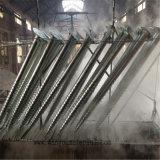 Parafusos mmoídos estruturas dos frames de escalada do Fe 360A do ISO 630 do aço