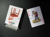 Выдвиженческая 100% пластичная играя карточка