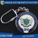 卸し業者のOEM/ODMによってカスタマイズされる組合せのポーカー用のチップのキーホルダー
