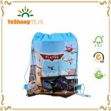 空想およびAdorable Cartoon Frozen、Printed Drawstring Shoes Backpack Bag