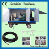 Equipamento de alta pressão da limpeza Gy-50/1000 para a limpeza da tubulação